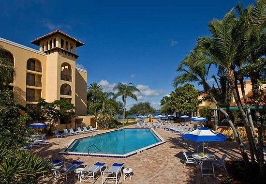 Marriott Courtyard Bradenton Sarasota / Riverfront: Outdoor Pool