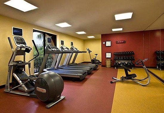 Marriott Courtyard Bradenton Sarasota / Riverfront: Fitness Center