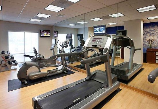 Hawthorne, Kalifornien: Fitness Center