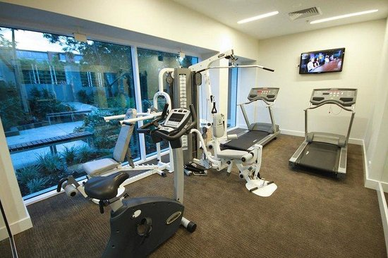The Point Brisbane: Gym