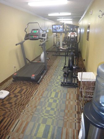 Natchitoches, : Fitness Center