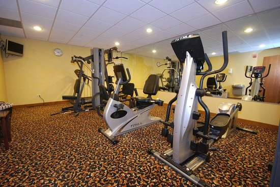 BEST WESTERN San Isidro Inn: Fitness Center