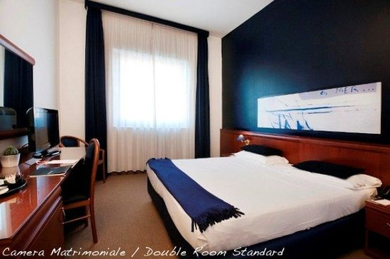 Grand Hotel Tiberio: Guest Room