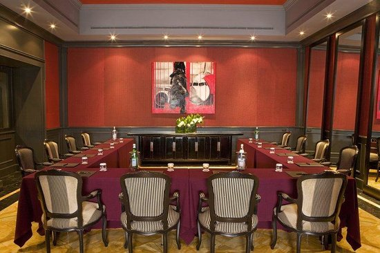 Hotel Regina Baglioni: Meeting Room