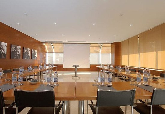 AC Hotel Genova by Marriott: Gran Forum A Meeting Room