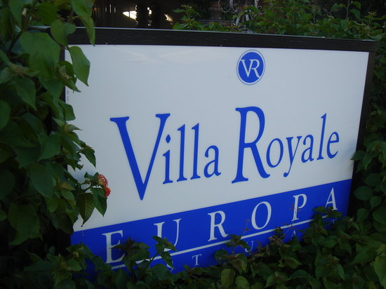 Villa Royale Inn: Love this place!