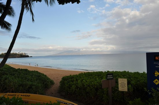 ‪‪Aston Maui Kaanapali Villas‬: view from Castaway Cafe‬