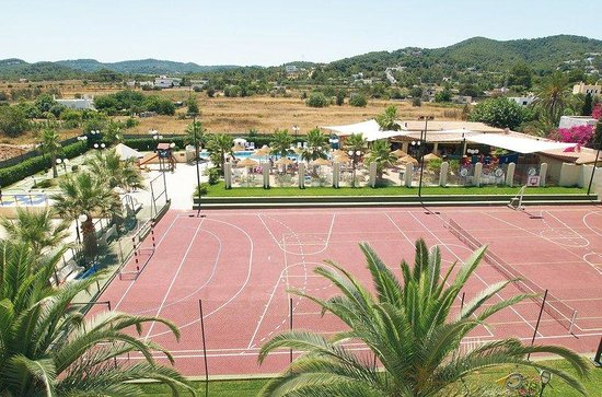 Barcelo Pueblo Ibiza: SPORTS