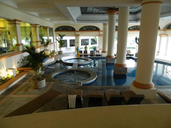 Aventura Spa Palace : indoor pool