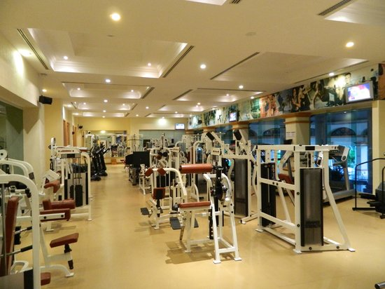 Aventura Spa Palace: gym