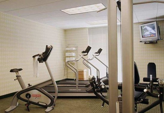 Simi Valley, CA: Fitness Center