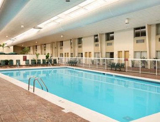 Ramada Plaza Louisville: Pool