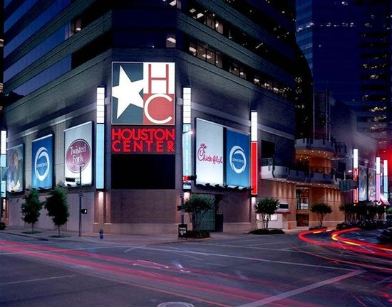 Crowne Plaza Houston Downtown: Downtown Shopping and Dining Options