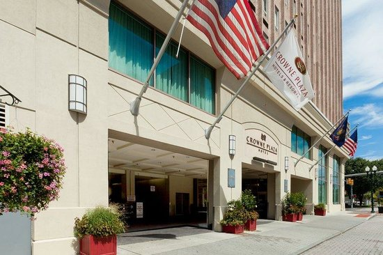Crowne Plaza Harrisburg-Hershey: Other