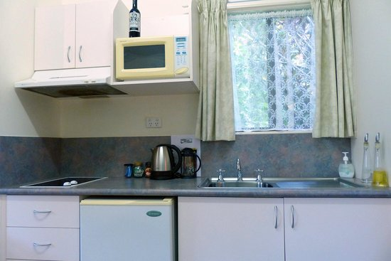 Daintree, Australien: Kitchenette