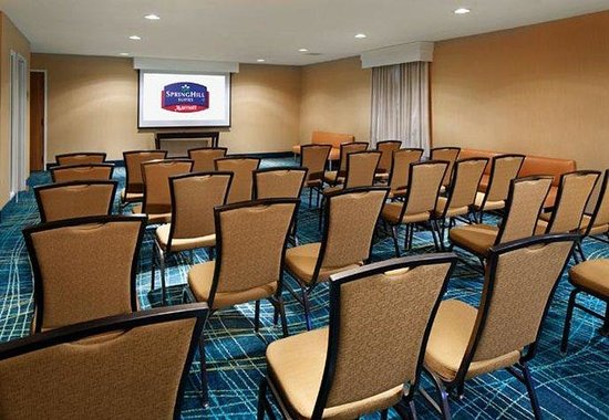 SpringHill Suites Des Moines West: Meeting Room