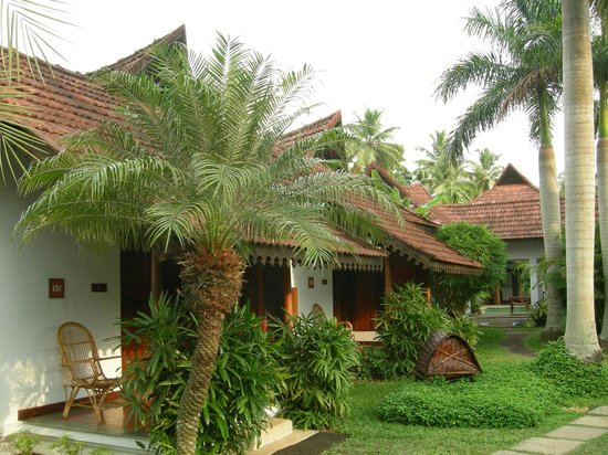 Kumarakom Lake Resort: Villas