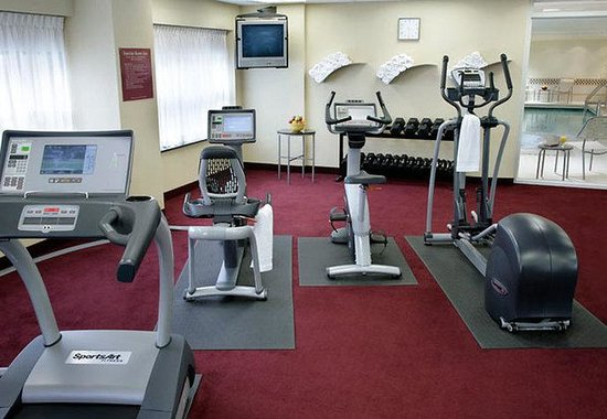 Residence Inn by Marriott Toronto Downtown / Entertainment District: Fitness Facility