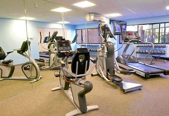 Racine, Wisconsin: Aerobic Conditioning Equipment