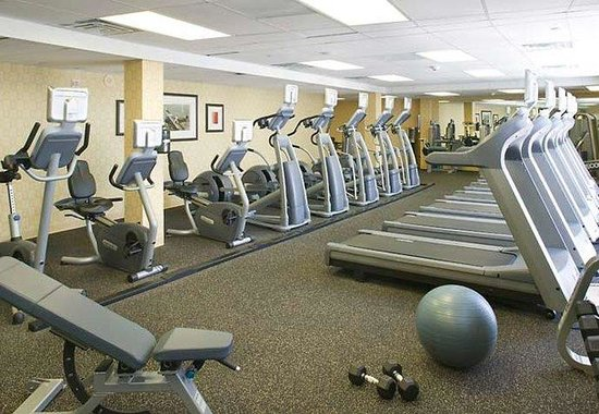 Renaissance St. Louis Airport Hotel: Fitness Center