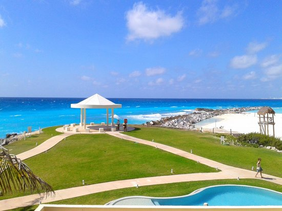 Dreams Cancun Resort & Spa: excelente vista hab. 6011