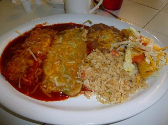 Truth or Consequences, Nuevo Mexico: Awesome breakfast; large portions!