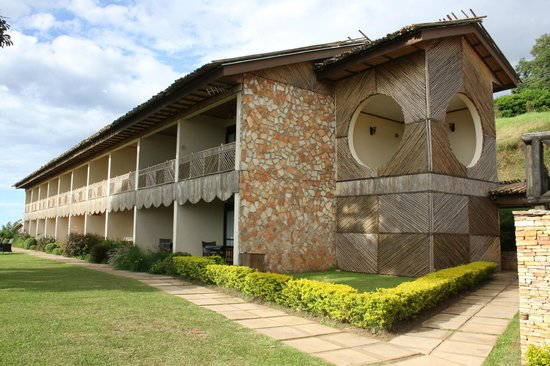 Cassia Lodge: The bedrooms, ask for top floor