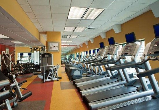 Renaissance Baltimore Harborplace Hotel: Fitness Center