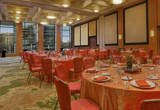 Renaissance Seattle Hotel: Madison Ballroom