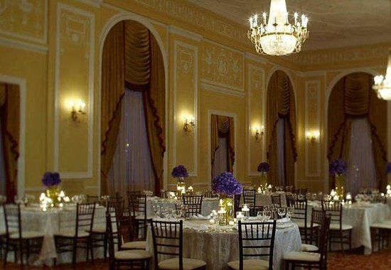 Renaissance Cleveland Hotel: Ambassador Ballroom Events