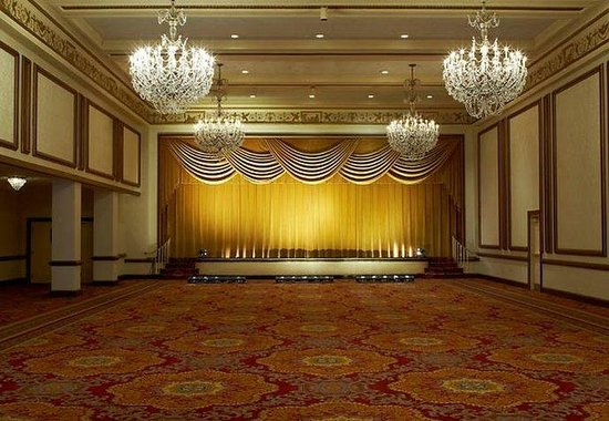Renaissance Cleveland Hotel: Gold Ballroom