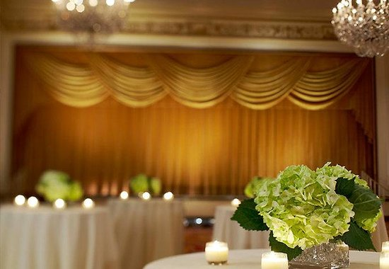 Renaissance Cleveland Hotel: Gold Ballroom Events
