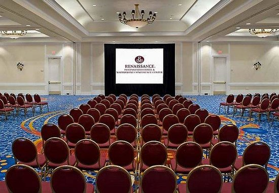Portsmouth, VA: Holley Ballroom Meeting