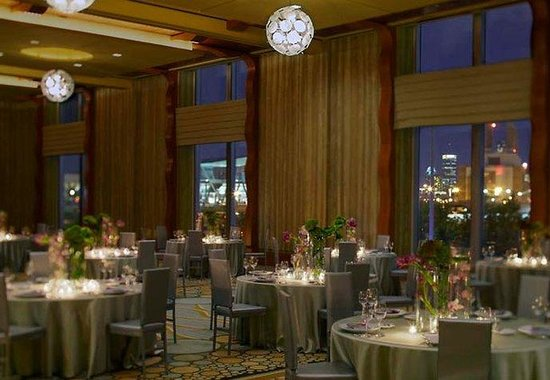 Renaissance Boston Waterfront Hotel: Atlantic Junior Ballroom Social Event