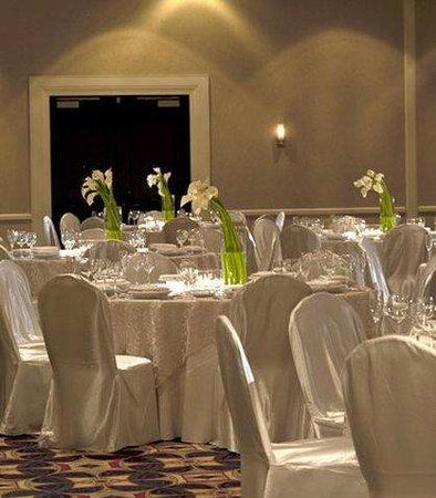 Renaissance Chicago O&#39;Hare Suites Hotel: Ballroom  Wedding