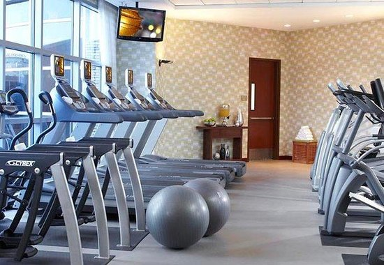 Renaissance Las Vegas Hotel: Fitness Center