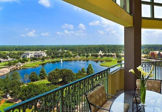 The Renaissance World Golf Village Resort: Balcony View