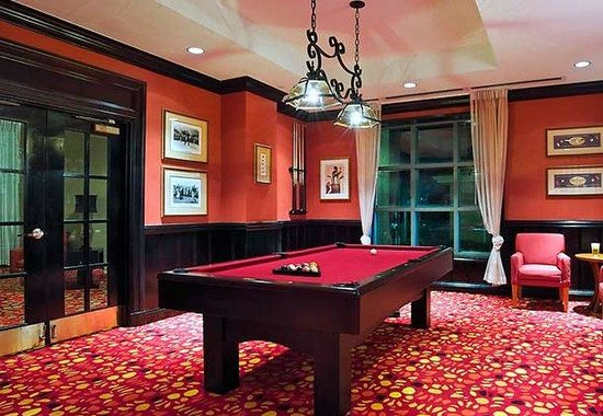 The Renaissance World Golf Village Resort: Billiard Room