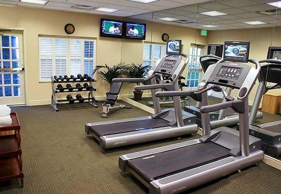 Courtyard by Marriott Charleston-Mount Pleasant: Fitness Center