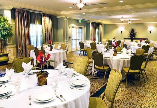 Courtyard by Marriott Charleston-Mount Pleasant: Island Ballroom