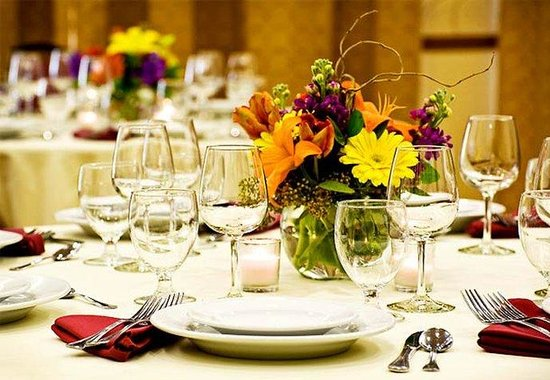 Courtyard by Marriott Paso Robles: Banquet Facilities