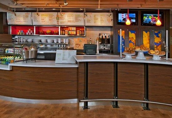 Courtyard by Marriott Frederick: The Bistro