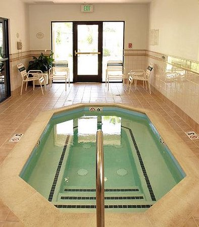 Milpitas, Kalifornien: Indoor Spa