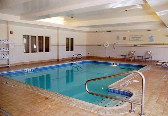 Lynnwood, WA: Indoor Pool