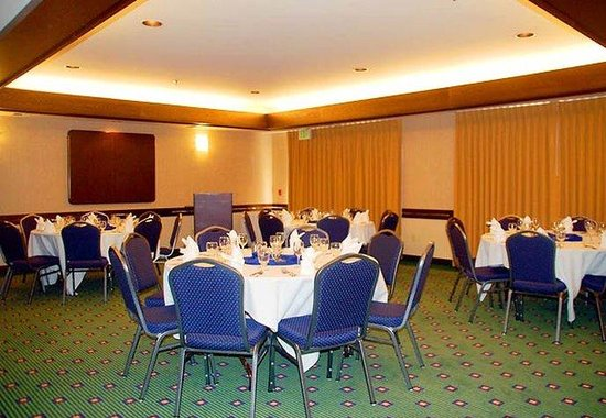 Lynnwood, WA: Glacier Meeting Room