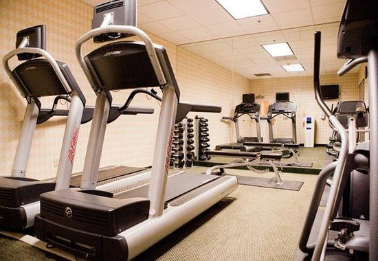 Courtyard Livermore : Fitness Center 
