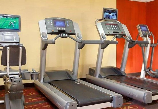Courtyard by Marriott Tarrytown Greenburgh: Fitness Center