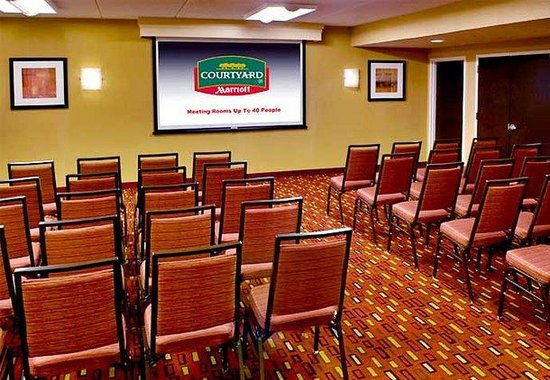 Courtyard by Marriott Tarrytown Greenburgh: Meeting Room