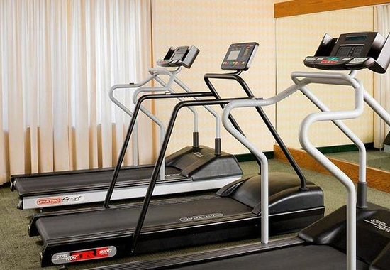 Courtyard by Marriott Baltimore Hunt Valley: Fitness Center