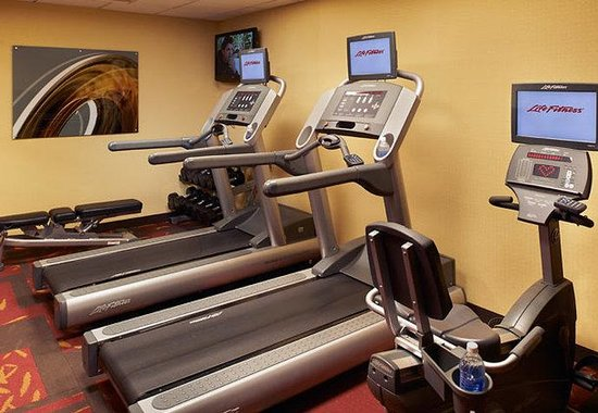 Highland Park, IL: Fitness Center